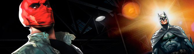 В новом трейлере Batman: Arkham Knight появился Красный колпак