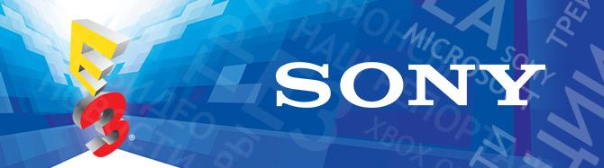 E3 2015: Пресс-конференция Sony