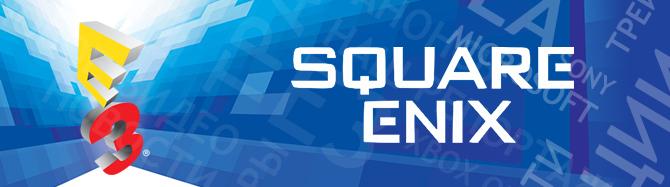 E3 2015: Пресс-конференция Square Enix