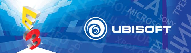 E3 2015: Пресс-конференция Ubosoft