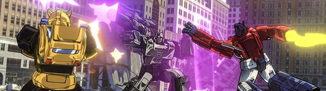 E3 2015: Новым проектом Platinum Games может стать Transformers: Devastation -  эксклюзив для PS4