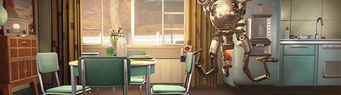 E3 2015: Fallout 4 будет новая система крафта. В игре можно будет построить свой дом