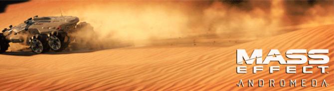 Первые подробности о Mass Effect: Andromeda. Официальный трейлер игры