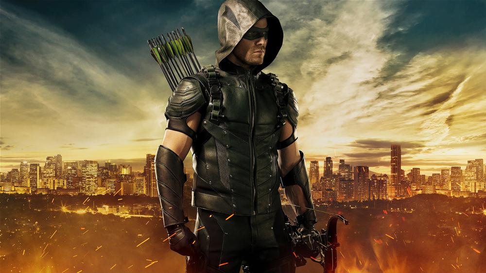 Arrow 4 сезон скачать торрент