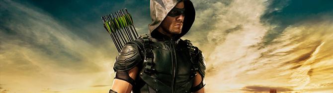 Новый костюм Оливера Куина и первый трейлер 4 сезона Arrow