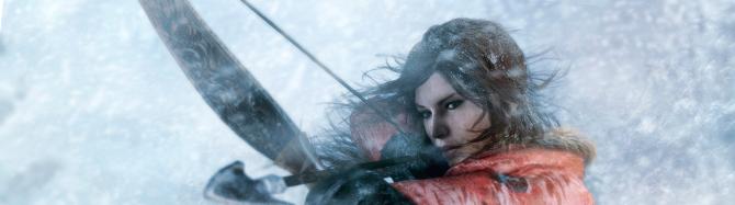 Rise of the Tomb Raider - демонстрация геймплея