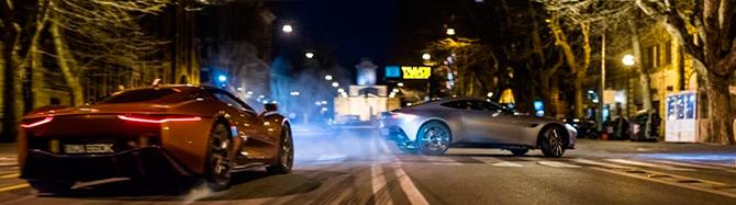 Трейлер фильма 007: Спектр
