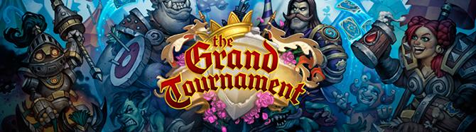 Дополнение The Grand Tournament выйдет для Hearthstone уже на следующей недели