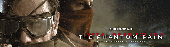 Metal Gear Solid V: The Phantom Pain на PS4 потребует более 25 ГБ свободного места. Новый плакат игры