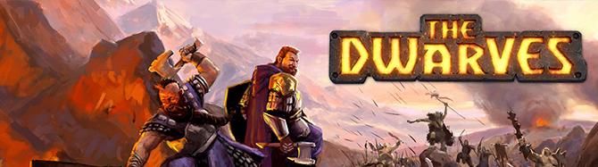 Анонсирована The Dwarves - тактическая ролевая игра про Гнома