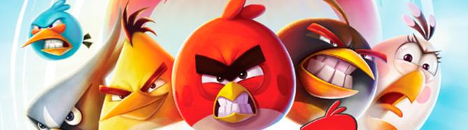 Геймплей Angry Birds 2