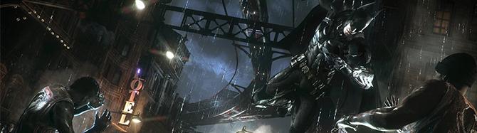 Благодаря моду в  Arkham Knight можно сыграть за Альфреда - дворецкого Бэтмана