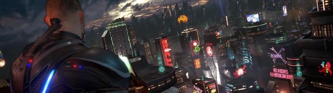 На Gamescom 2015 показали Crackdown 3
