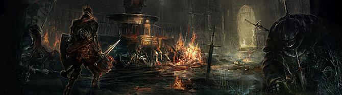 Gamescom 2015: Новый трейлер и скриншоты Dark Souls 3
