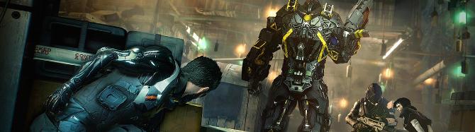 Новые скриншоты и арты Deus Ex: Mankind Divided
