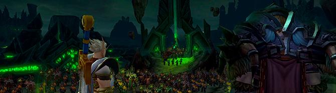 Gamescom 2015: Трейлер World of Warcraft:Legion
