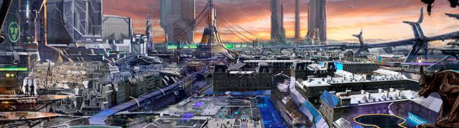 Gamescom 2015: After Dark - новое дополнение для Cities: Skylines, которое добавит в игру смену дня и ночи