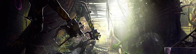 Новые подробности сюжета The Surge - логотип и новый арт игры