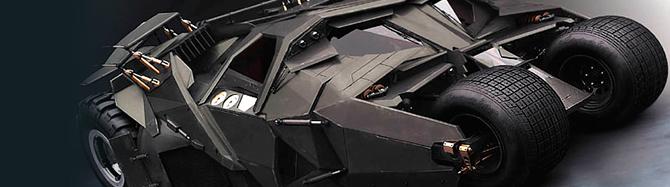 В Batman: Arkham Knight добавят бэтмобиль из Тёмного рыцаря