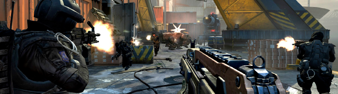 Видео мультиплеерного режима Call of Duty: Black Ops 3
