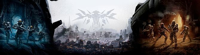 Трейлер Halo 5: Guardians - вступительный ролик