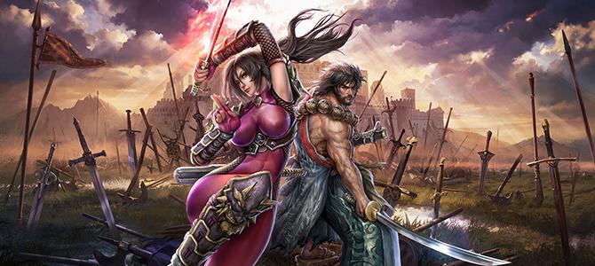 Файтинг SoulCalibur: Lost Swords закроют в ноябре этого года