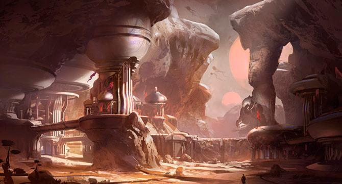 Новое видео прохождения миссии в Halo 5: Guardians