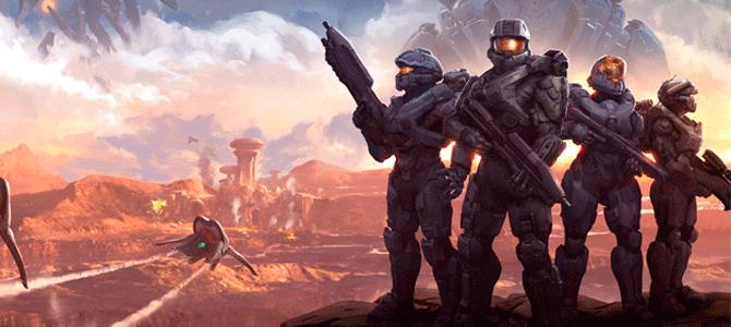 Новый кинематографический трейлер Halo 5: Guardians