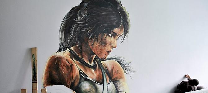 Смотрите 10 минут геймплея Rise of the Tomb Raider на высоком уровне сложности