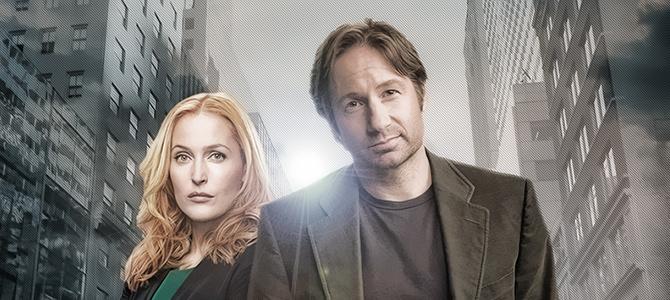 Первый трейлер Секретных материалов (The X-Files) уже здесь. Не пропустите!