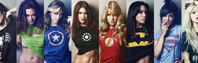 Немного супергероики: