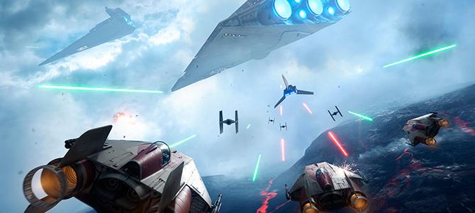 Предзаказ Star Wars: Battlefront стал доступен пользователям Xbox One