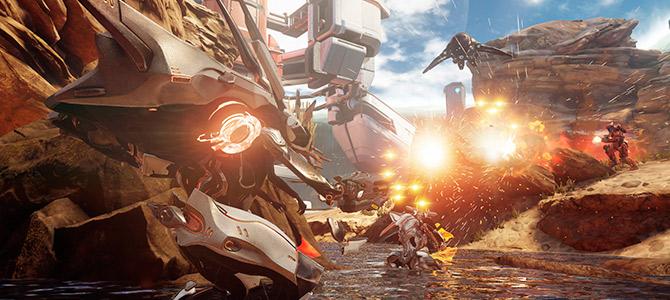Телевезионный ролик Halo 5: Guardians