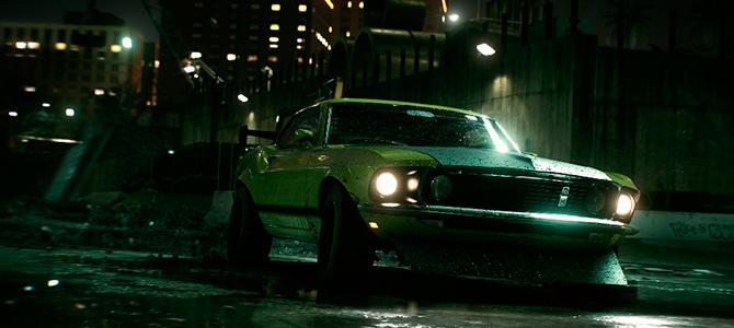 Первое видео с закрытого бета-теста Need for Speed