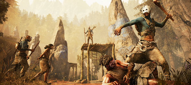 Ubisoft анонсировала Far Cry Primal. Игра выйдет на Xbox One и PS4 в феврале 2016 года