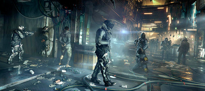 Серии Deus Ex исполнилось 15 лет
