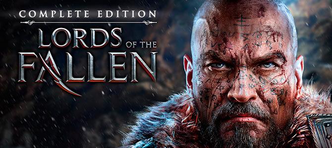 В конце октрября выйдет Lords of the Fallen: Complete Edition