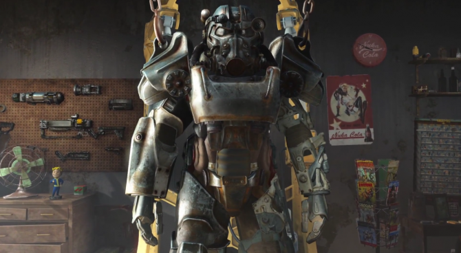 Fallout 4 и Fallout 3 будут идти в комплекте с Xbox One