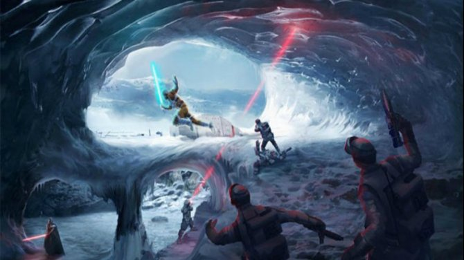 В бету Star Wars: Battlefront сыграло 9 миллионов игроков. Новые подробности о игре