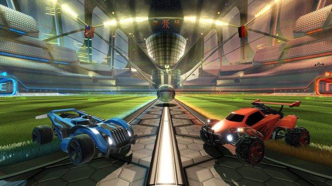 В Rocket League добавят возможность настраивать игровые арены