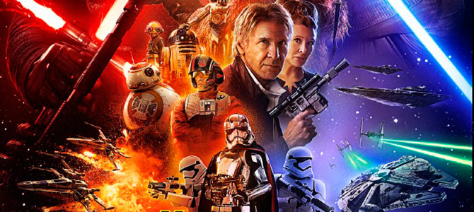 Новые постеры Звездные войны: Пробуждение силы