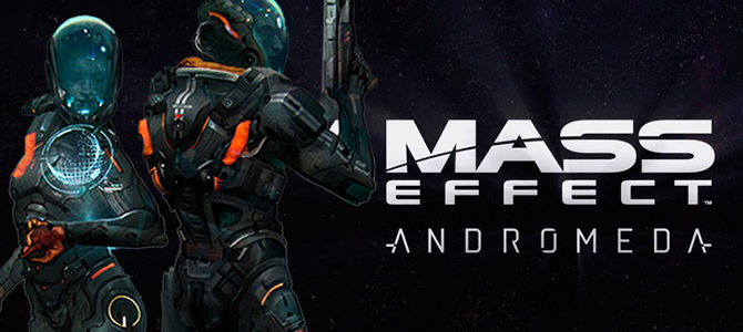 BioWare показали новый трейлер Mass Effect: Andromeda
