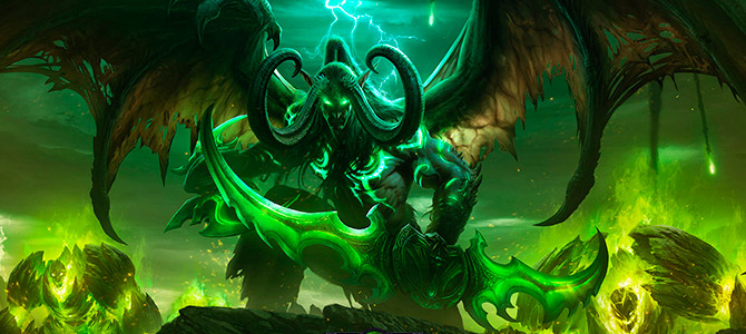 BlizzCon 2015: Кинематографичный трейлер World of Warcraft: Legion