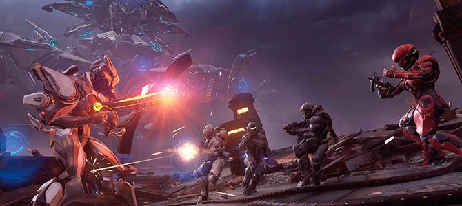 На этой неделе в Halo 5: Guardians добавят четыре новых карты