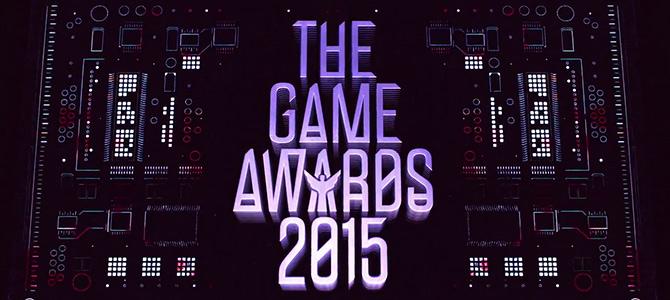 The Game Awards 2015 пройдет 3 декабря 2015 года