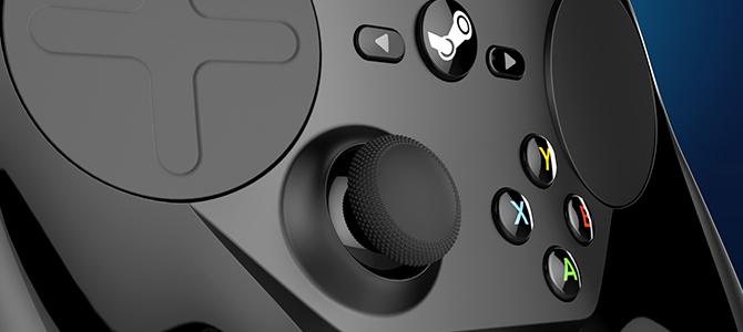 Обзор Steam Controller