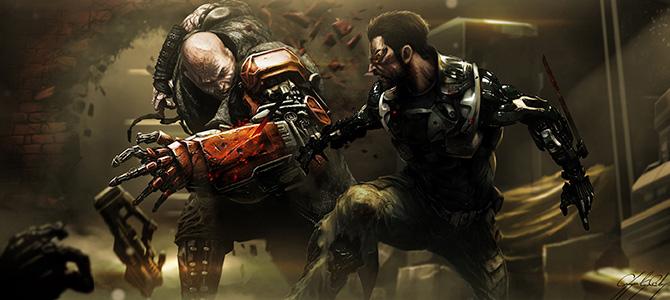 Релиз Deus Ex: Mankind Divided перенесли. Игра выйдет в конце лета 2016 года