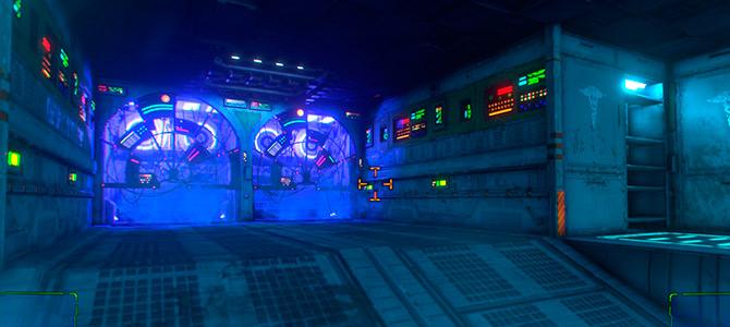 Первые скриншоты System Shock Remake - полноценного переиздание оригинальной игры