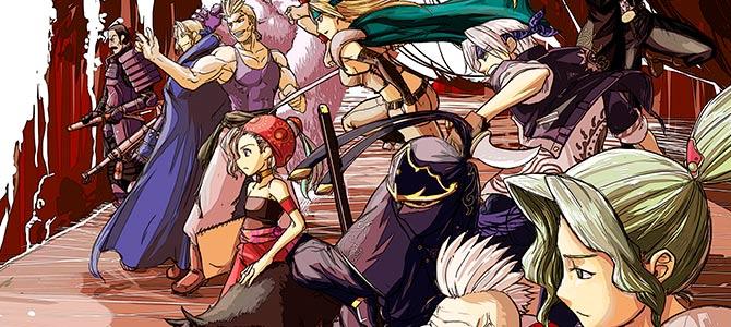Final Fantasy VI может выйти в Steam
