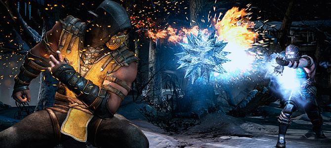 Создатели Mortal Kombat X представят новых героев во время  The Game Awards 2015